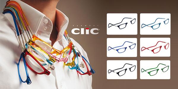 Ihre AugenOptik - clic Eyewear - Magneticconnection